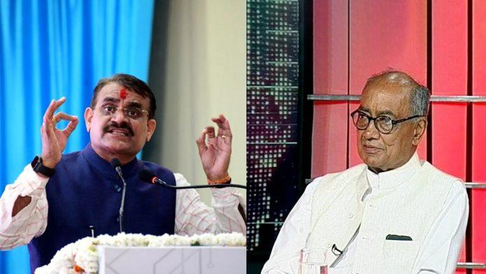 congress vs BJP