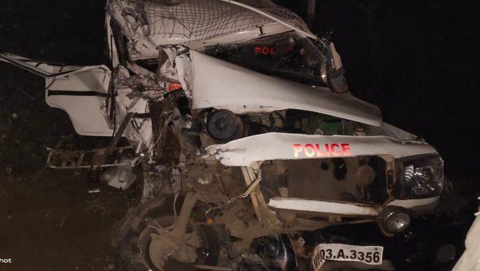 Burhanpur News: सड़क हादसे में प्रशिक्षु DSP रोहित राठौड़ गंभीर घायल, ICU में भर्ती