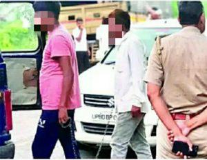 ऑनर किलिंग : UP के प्रेमी युगल की हत्या कर शव MP- Raj में फेंके, लड़की के पिता चाचा गिरफ्तार