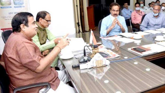 CM Shivraj की केंद्रीय मंत्री संग मुलाकात, MP के 4 बड़े शहरों को केंद्र से मिलेगी सौगातें