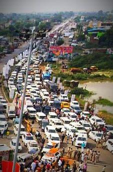 Gwalior News: ऐतिहासिक स्वागत से अभिभूत हुए Scindia, ट्वीट कर कही ये बड़ी बात