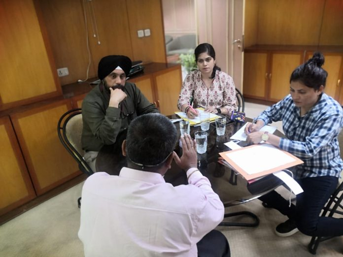 निवेशकों से 420 का मामला : अब सहारा के भोपाल मुख्यालय पर EOW का छापा