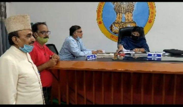 Prithvipur By-Election : BJP के इस पूर्व मंत्री ने ठोकी ताल, दाखिल किया नामाकंन