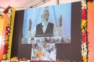 जेपी अस्पताल में ऑक्सीजन संयंत्र का लोकार्पण, PM Modi वर्चुअली शामिल हुए