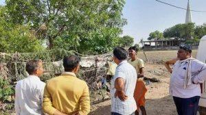 भू माफिया अभियान : तहसीलदार और राजस्व विभाग ने कई शासकीय भूमि को कराया मुक्त