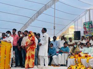 Dabra News : Scindia ने टेकनपुर और कांसेर को दी नल-जल योजना की सौगात, मोदी सरकार के लिए कही ये बात