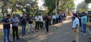 Jabalpur news : 1 अक्टूबर से निगम चलाएगा आयुध निर्माणीयां, कर्मचारी मना रहे है काला दिवस