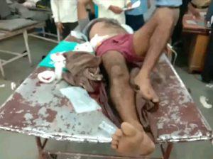 Gwalior News : पुरानी दुश्मनी को लेकर युवक पर जानलेवा हमला, मारी गोली
