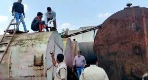 Indore News : पेट्रोल - डीजल में मिलावट का बड़ा खुलासा, 5 टैंकर जब्त
