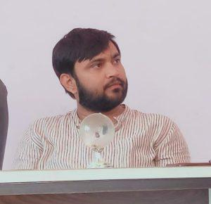 NSUI राष्ट्रीय संयोजक सचिन द्विवेदी गिरफ्तार, मृत व्यक्ति का प्लाट बेचने का आरोप