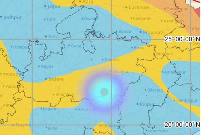 Earthquake in MP: सिवनी में फिर भूकंप के झटके, लोगों में दहशत, 2 हफ्ते में 3 बार कांपी धरती