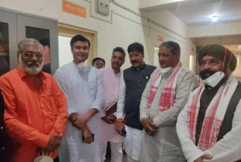 MP By-Election: प्रत्याशी चयन पर BJP बदलेगी रणनीति! मंथन तेज, वीडी शर्मा से मिलने पहुचे पूर्व मंत्री