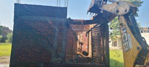 जबलपुर में शुरू हुआ एंटी माफिया अभियान : 11 करोड़ की शासकीय जमीन कराई कब्जा मुक्त