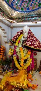 Maha Navami : इंदौर के मंदिरो में लगा है भक्तों का तांता, श्रद्धालुओं ने माँ के सिद्धिदात्री स्वरूप से मांगी मन्नत